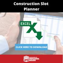Construction Slot  Planner-1
