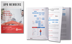 Sales Blueprint Booklet Graphic
