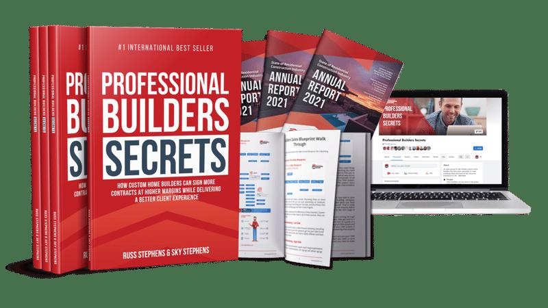 Professional Builders Secrets Bonus Bundle